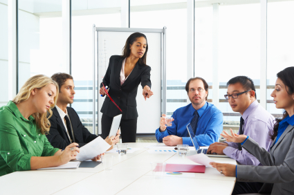 Delegation for Women in Business