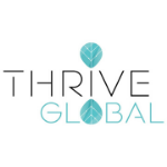 Thrive Global Logo - JJ DiGeronimo