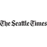 The Seattle Times Logo - JJ DiGeronimo
