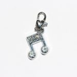 Music Note Charm | Listen for your own music
