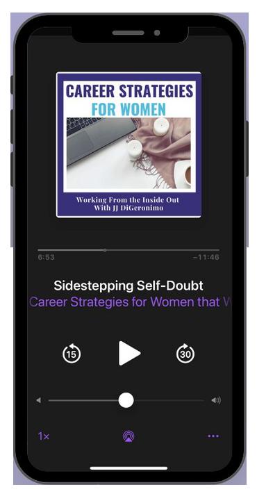 Career Strategies For Women Podcast